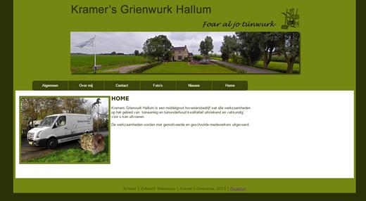Kramer's Grienwurk