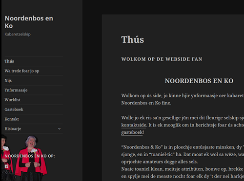 Kabaretselskip Noordenbos & Ko